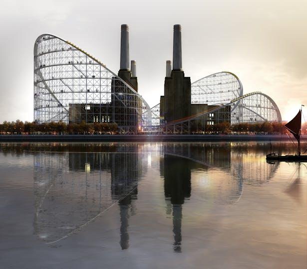 AZC - Battersea Power Station