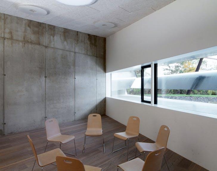 Meeting room (Photo: David Schreyer)