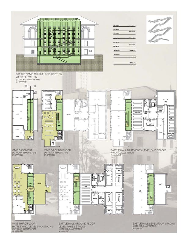 Project 3 - Sections, Plans