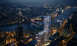 Another, now Versace-branded, luxury apartment tower to be built in London