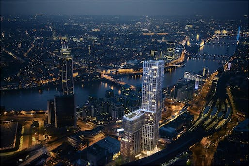 Nine Elms Property Ltd, AYKON London One.