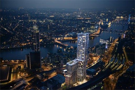 Nine Elms Property Ltd, AYKON London One.