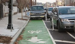 New Jersey's first protected bike lane about to be removed again
