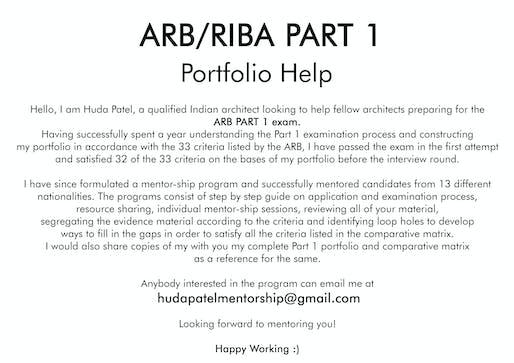 ARB PART 1 HELP