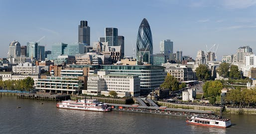 "Photo courtesy of Wikimedia user <a href=https://upload.wikimedia.org/wikipedia/commons/f/f6/City_of_London_skyline_from_London_City_Hall_-_Oct_2008.jpg"">David Iliff / License: CC BY-SA 3.0</a>"