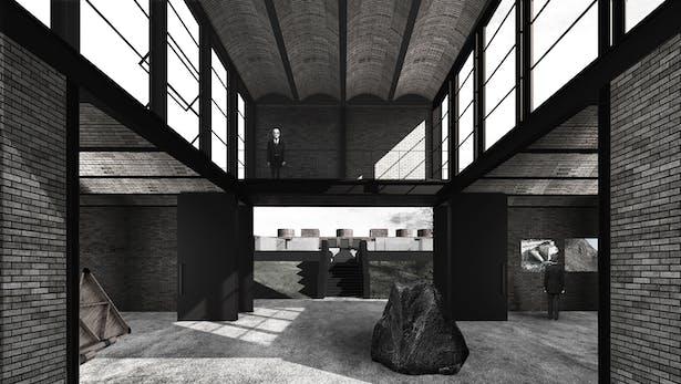 Lab Infonavit©Dellekamp Arquitectos