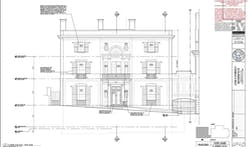 Take a look at the drawings for Jeff Bezos's new D.C. mansion