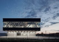 """""""Design is not what it looks like, but how it works."""" Rapidly growing """"smart manufacturing"""" automation firm's headquarters designed for the future now, and tomorrow."""