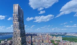 Stepped NYC tower designed by Elkus Manfredi heads toward completion