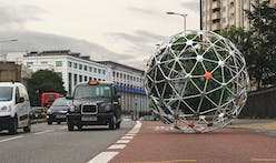 UCL unleashes an autonomous, roving 'garden sphere' for London