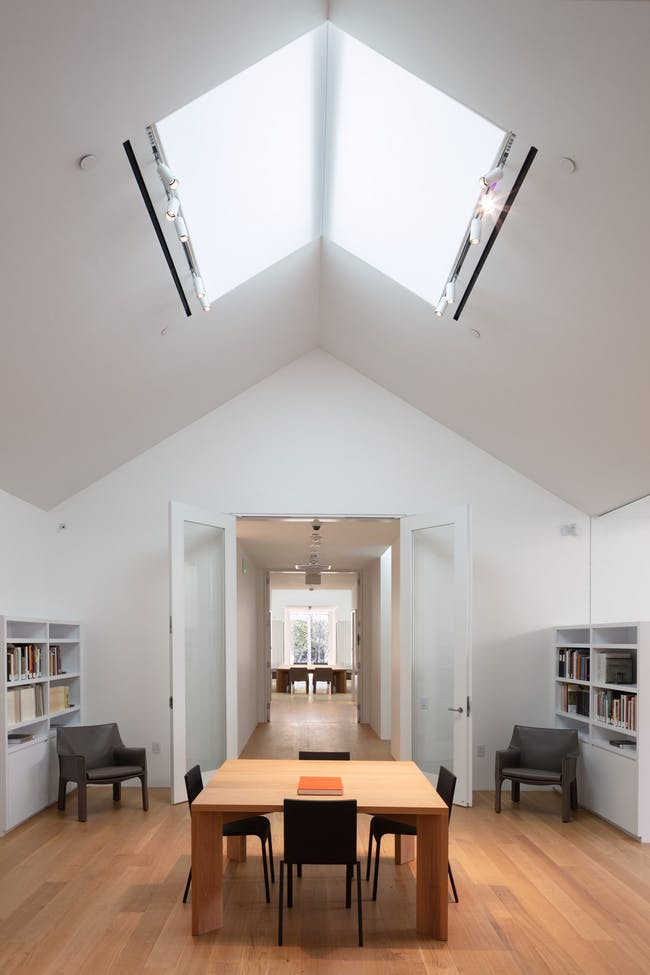 Study Room. Photo: Richard Barnes, courtesy the Menil Collection, Houston.