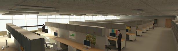 Interior Lab Perspective
