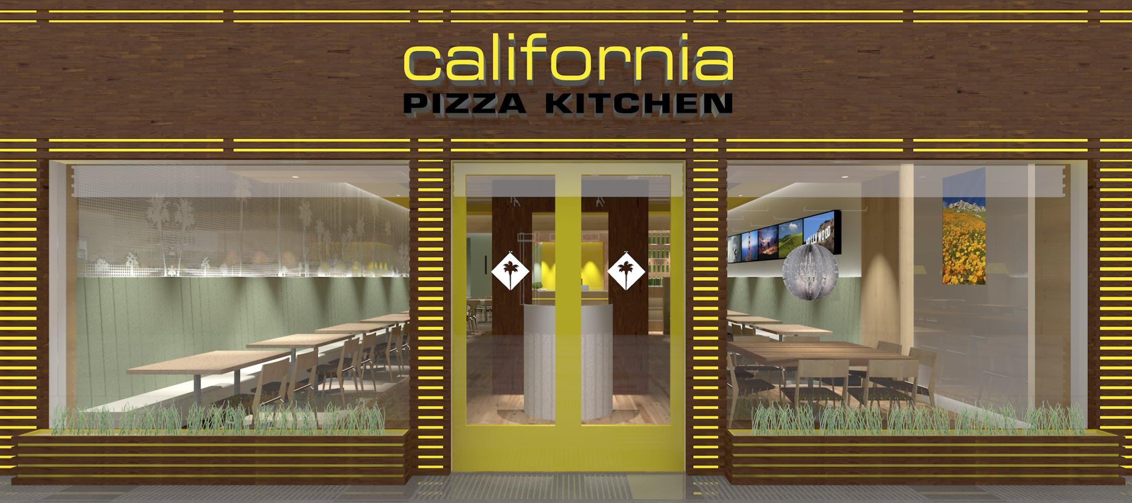 California Pizza Kitchen Palm Tree California Pizza Kitchen  Schism Design Architecture & Interiors