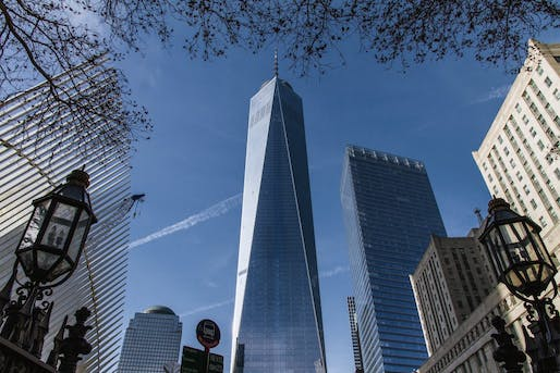 World Trade Center site, via Flickr cc: https://www.flickr.com/photos/crystjan/15845481016/