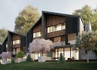 NJ Houses - 3d renderings