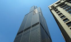 Midwest floods impact Chicago's Willis Tower and Farnsworth House