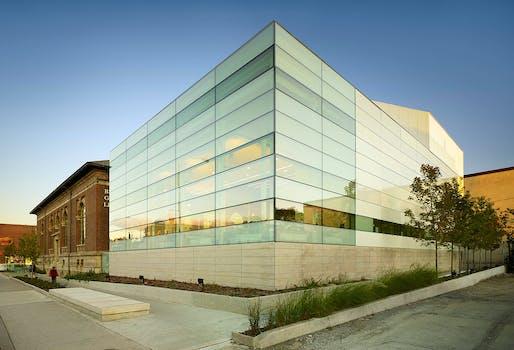 Bloor/Gladstone Library. Photo: Tom Arban.