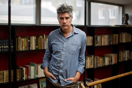 Alejandro Aravena: 'He has some of the trappings of a starchitect: a high media profile, a globetrotting, lecture-giving lifestyle, a carefully cultivated look…' Photograph: Justin Tallis/AFP/Getty Images