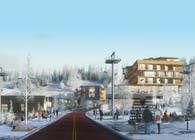 The Village at Summit Powder Mountain