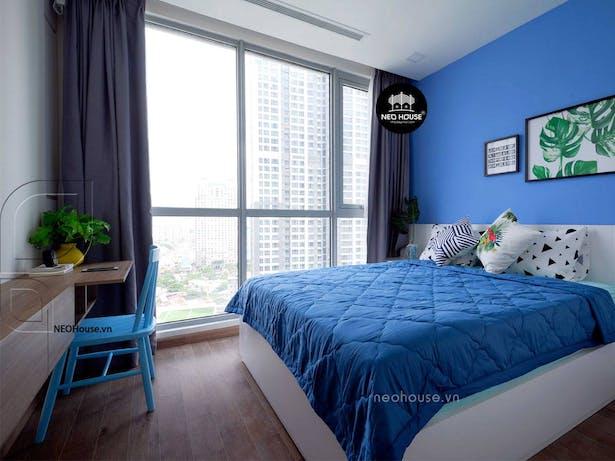 Thiết kế nội thất chung cư 70m2. Ảnh 5