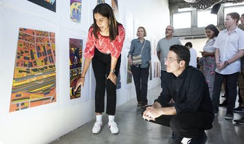 SCI-Arc's Design Immersion Days provides high school students with an introduction to architecture and design
