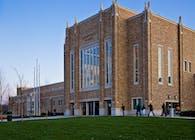 University of Notre Dame-Compton Family Ice Arena