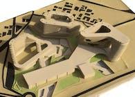 Urban Design Mixed Use Development