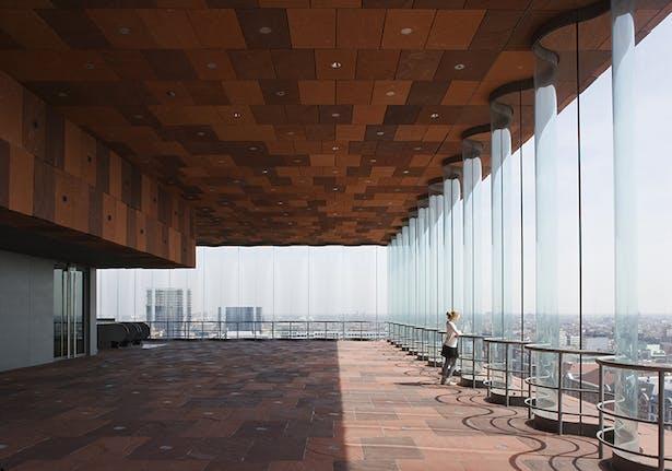 Sarah Blee © Neutelings Riedijk Architects