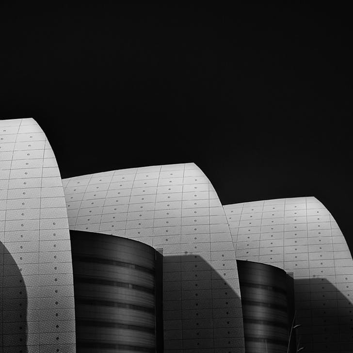 Sidra Medical & Research Centre, Doha. Architect Cesar Pelli © Pygmalion Karatzas