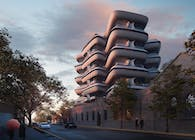 PZ is the new residential tower by OF. Studio