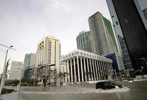 Miami after Hurricane Wilma in 2005. (Roberto Schmidt/AFP/Getty Images)
