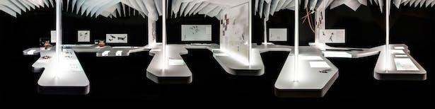 Rocamora Design & Architecture RUPESTRE Hall 3