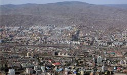 Mongolia bids to keep city cool with 'ice shield' experiment