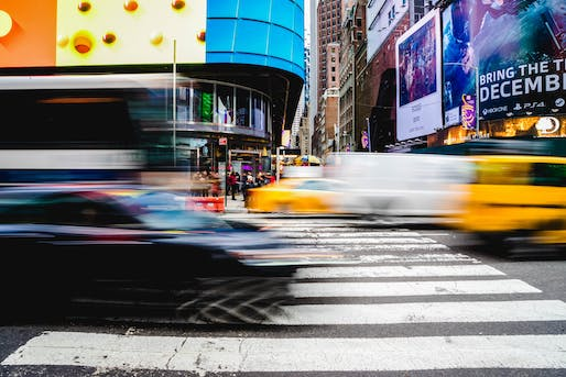 A bill signed by New York Governor Kathy Hochul will require that all in-state sales of new passenger cars and trucks have zero emissions by 2035. Image: Tim Hüfner/Unsplash.