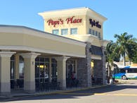 Popi's Place Restaurant - Venice, Florida