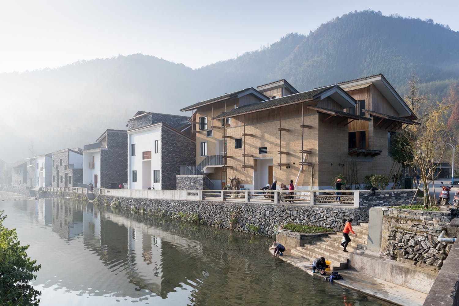 Amateur Architecture Studio Brings Traditional Chinese Materials And