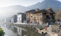 Amateur Architecture Studio brings traditional Chinese materials and craftsmanship into modern architecture
