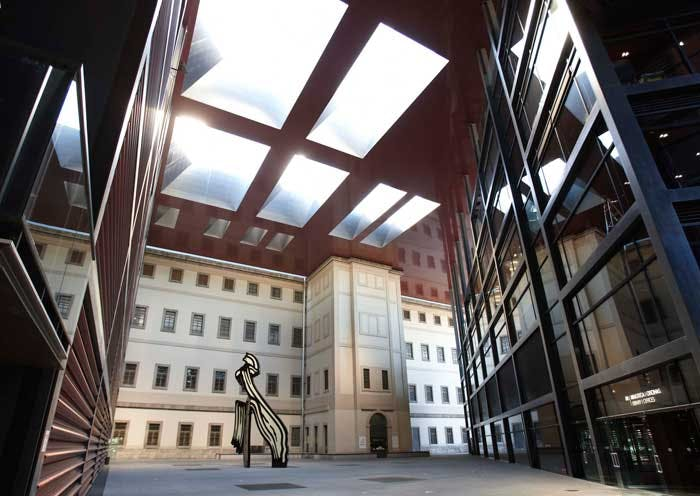 Museo Reina Sofia.Madrid S Museo Reina Sofia Plans Another Expansion News Archinect