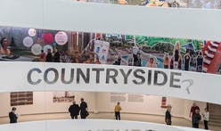 "See photos from ""Countryside, The Future"" at the Guggenheim Museum"