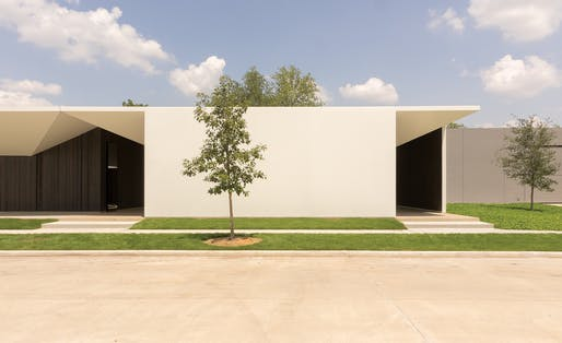 Menil Drawing Institute. Photo by Giulio Ghirardi for WSJ Magazine.