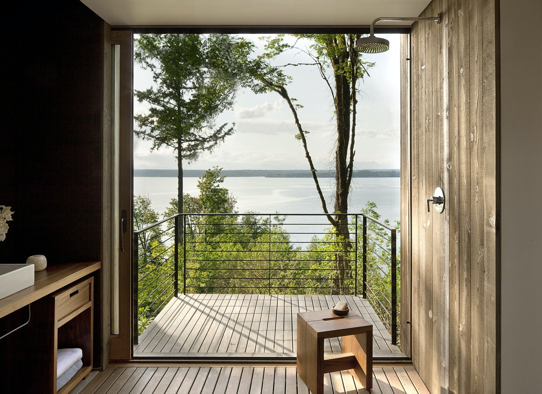 Retreat In Case Inlet, WA By Mw|works Architecture + Design