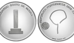 Portugal issues collector coin for Pritzker Prize-winning architect Eduardo Souto Moura