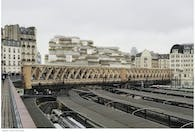 Gare de l'Est Social Housing
