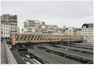 Gare de l'Est Social Housing