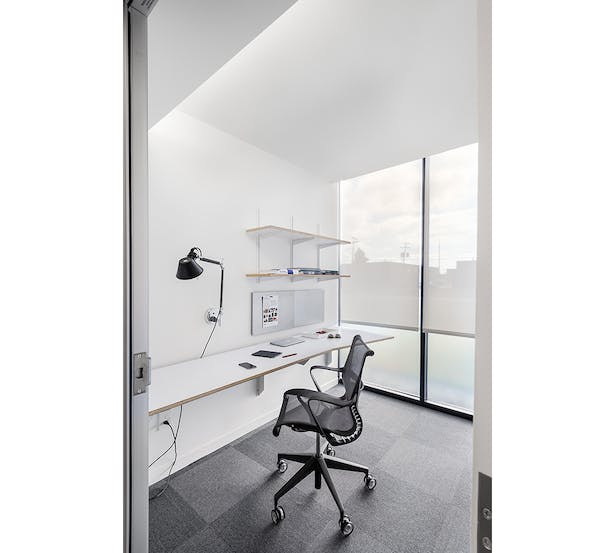 Front Offices