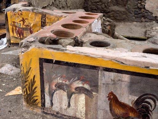 Image courtesy of Archaeological Park of Pompeii.