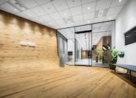 eureka office by BROOK Inc.