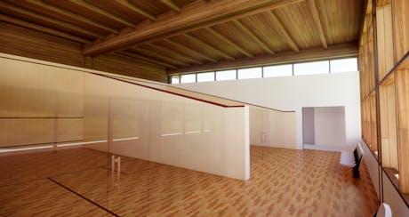 Squash Court, Wagholi Township