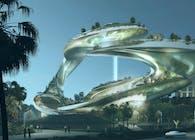 "【CROX LANDMARK】Reloading lands ""Hippocampus"" Silicon Valley"