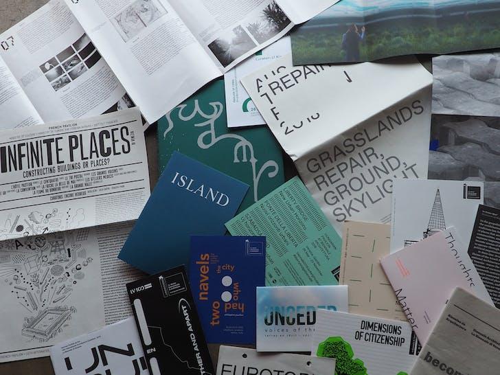 Pamphlets, 2018 Venice Biennale